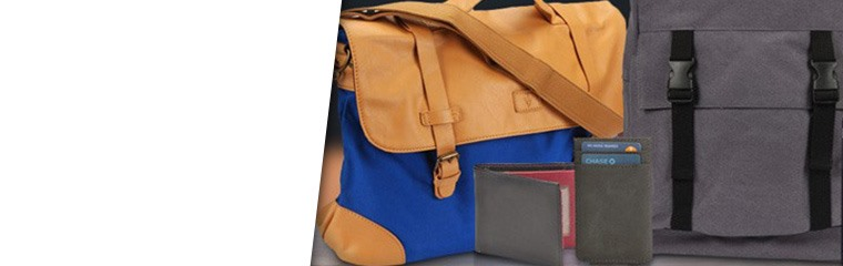 RFID Wallets and Charging Bags