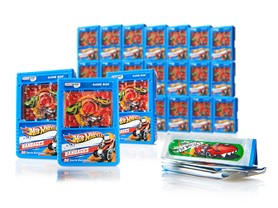 Case of 480 Infectiguard Hot Wheels Bandages
