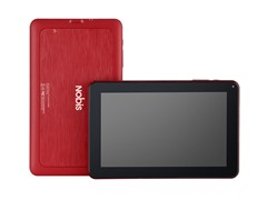 "9"" Android 4.1 Dual-Core Tablet - Red"