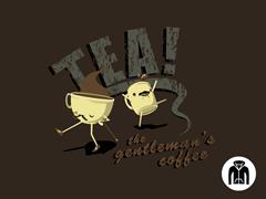 Tea! Zip Hoodie