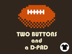 Two Buttons and a D-Pad