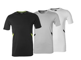 FILA Men's Endurance Compression Top, 3 Colors