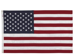 US 3' x 5' Nylon Flag