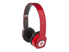 Zoro HD On-Ear Headphones - Red