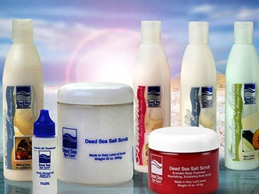 Dead Sea Spa Products