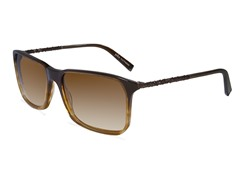 V773 Sunglasses, Brown Horn
