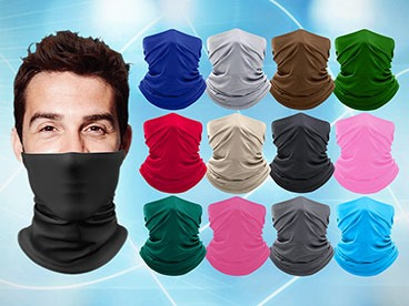 Breathable Washable Gaiter Face Masks