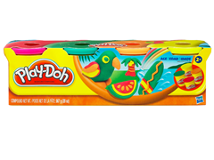 Play-Doh Tropical Colors - 4 Pack