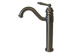 Traditional Vessel Faucet, Brushed Nickel