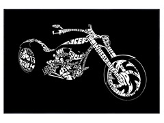 Custom Chopper (2 Sizes)