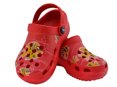 Red Fish Clog