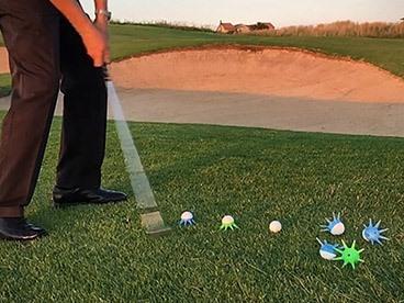 Pocket Bunker Golf Trainer