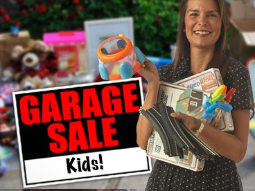 Kids Garage Sale