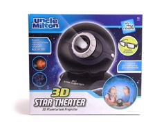 3D Star Theater In My Room