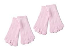 Injinji Micro/Mini Crew Toe Sock 2pk (M)