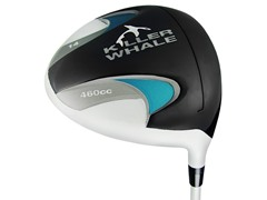 Wilson Ladies Killer Whale Driver (LH)