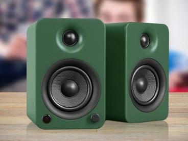 Kanto YU3 Powered Desktop Speaker