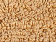 Reversible Cotton Rug -Wheat: Multiple Sizes