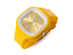 Flex Watch Yellow