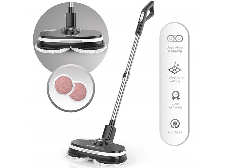 Gladwell Cordless Electric 3-in-1 Spin Mop