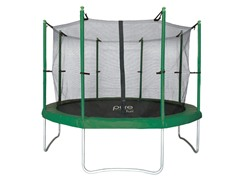 Pure Fun 15 ft Trampoline w/ Enclosure