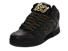 DVS Aces High - Black/Gold (8,11)