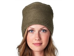 DHS Pleece Hat - Avocado Green