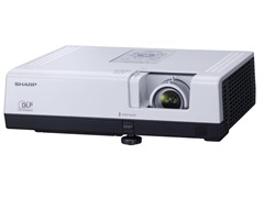 Sharp 2700 Lumen SVGA DLP Multimedia Projector