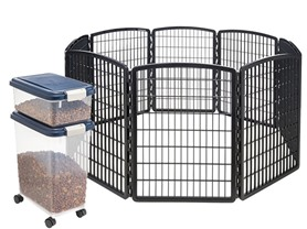 Iris Food Storage / Play Yards (Pet)