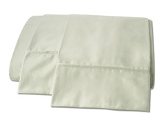 1000TC Sheet Sets  - Light Green- Queen