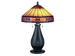 """Grinnel Table Lamp 16""""x25.5"""""""