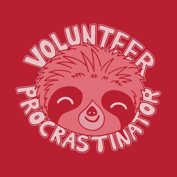 Volunteer Procrastinator