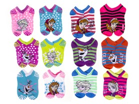 Disney Socks 12-Pack - Your Choice!