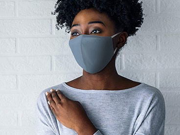 Reusable Face Masks and Shields