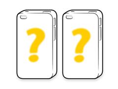 Random iPhone 4/4S Case 2-Pack