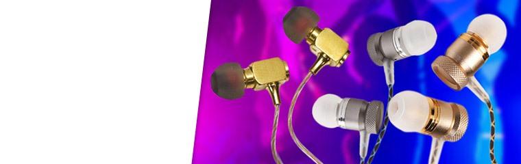 Audio Boom Earphones