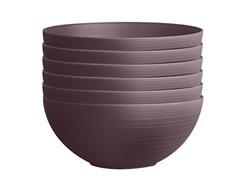 Planter Bowl, 12-Inch, Exotica, 6-Pk