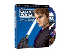 The Clone Wars Season 3 [DVD]
