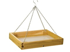 Small Screen Hanging Feeder Tray