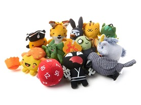 Assorted Boxed Plushies