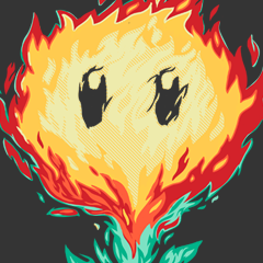 Floral Fire