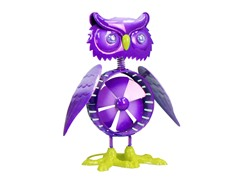 Owl Springee Spinner, Purple