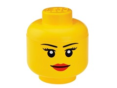 LEGO Large Girl Storage Head
