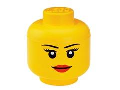 LEGO Large Girl Storage Head