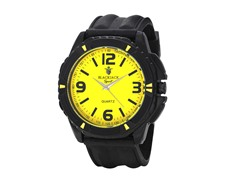Sport Watch, Yellow