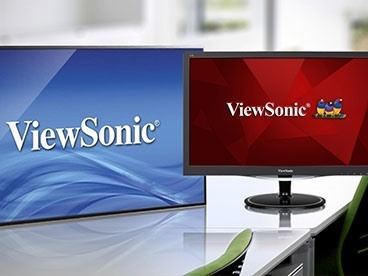 Viewsonic Commercial Displays