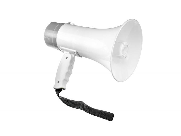 SE 10W Megaphone & Voice Recorder