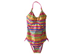 ZigZag Gold 1-Piece (2T -5)