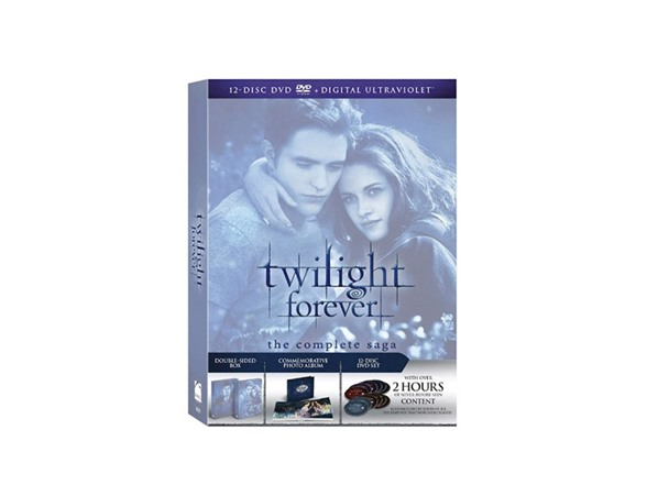 Twilight Forever: The Complete Saga CE20931A