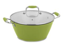 Fagor 3 Quart Soup Pot LemonLime